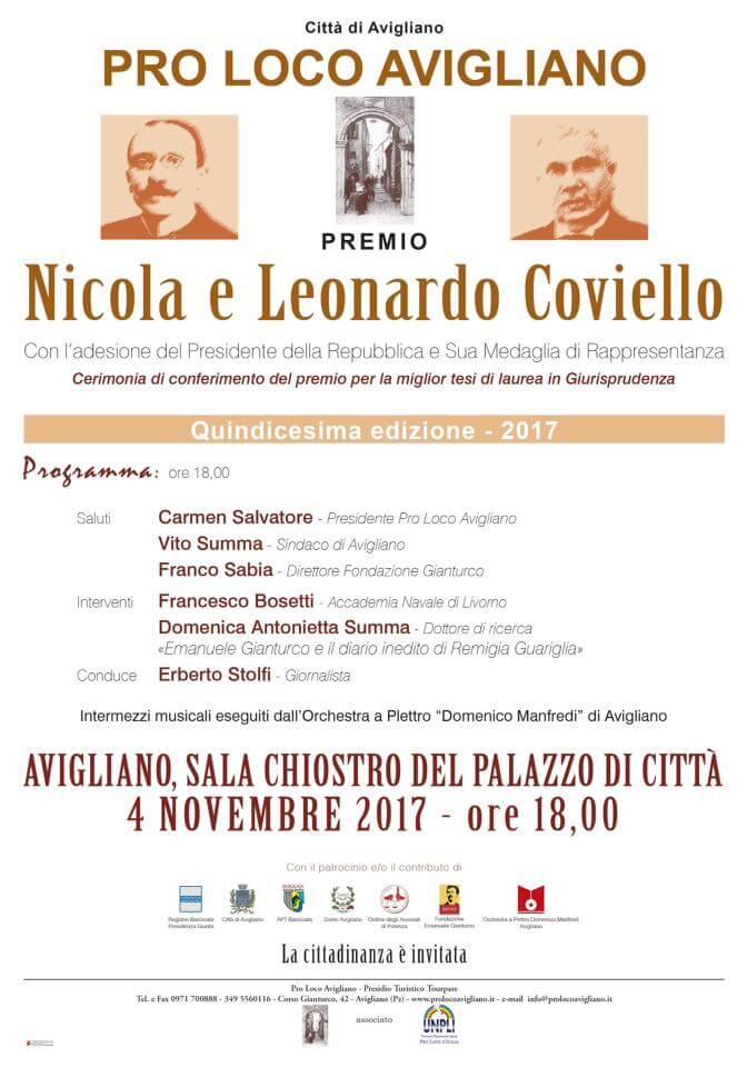 Premio Coviello 2017